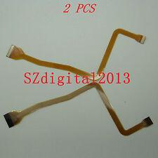 2PCS/neu LCD Flex Kabel für Panasonic NV-MD10000 Video Kamera Reparaturteil