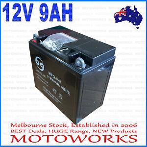 12V 9AH Battery for 150cc 200cc 250CC ATV QUAD Dirt Gokart Buggy Bike 00A