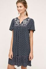 Anthropologie  Alpina Tunic Dress by One September New Sz. M