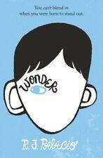 Wonder by Palacio, R J Book The Cheap Fast Free Post