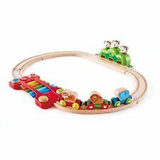Eisenbahnset Hape 3825 Kleines Tier Lernspiele Spielzeug Kinder unvollständig