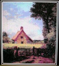 COTTAGE ~ Counted Cross Stitch KIT #K273