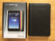 Asus Memo Pad HD7 16GB tablet ME173x , boxed and complete