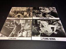 KING KONG  fay wray  jeu photos cinema lobby cards fantastique