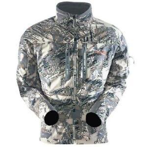 SITKA GEAR Men's 90% Hunting Jacket Optifade Open Country Waterproof 50072-OB