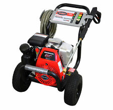 Simpson Megashot 3100 PSI, 2.5 GPM Pressure Washer With Honda Engine MS31025HT