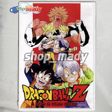 Dragon Ball Z El Regreso del Guerrero Legendario DVD ESPAÑOL LATINO Reg. 4 NTSC