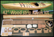 42 Strip Kayak model kit
