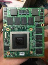 """Dell Alienware M17x R2 17.3"""" Nvidia GTX 285M 1GB Video Card"""