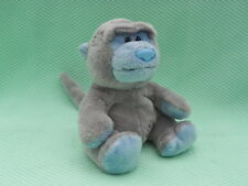 "My Blue Nose Friends N° 050 Peluche BABOUIN *-* GIGGLES BABOON 4"" 10 cm"