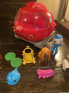 Octonauts Talking Gup-X Launch & Rescue Vehicle - (Incomplete) - Fun-Kids