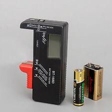 9V/1.5V LCD digital Universell Knopf Zelle Batterie Volt Tester Kapazität AA/