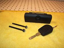 BMW 1999 528i E39 Front Glove box Black OEM 1 Lock & working REMOTE BMW 1 KEY