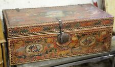 Trunk chest organizer coffee table table end table Art Latin America Frida Kahlo