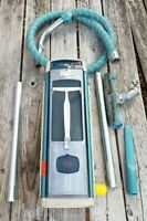 Electrolux 1205 Canister Vacuum Cleaner With Attachments For Parts Or Repair