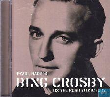 Bing Crosby + CD + Pearl Harbor + On The Road To Victory + 18 Songs zum Film +