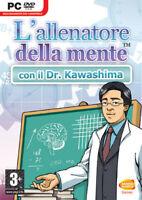 Dr.Kawashima L'Entraîneur Della Mente PC Atari