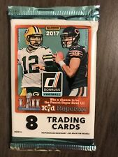 HOT PACK! 2017 DONRUSS FOOTBALL AUTO/RELIC/AUTOGRAPH WATSON? FOURNETTE?
