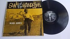 KID ORY Song Of The Wanderer Jazz Vinyl Lp Record Album 1st PRESS US RARE NM