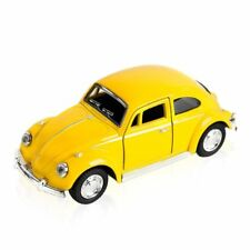 YKS Mini Diecast Metal Black Yellow Car Model Toy (FLASHLIGHT & MUSICAL OPTION)