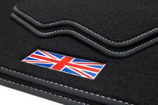 Exklusive Union Jack Fußmatten für Mini 1 I R50 R53 Bj. 2001-2006