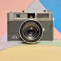Samoca Le-ii (2) 35mm Rangefinder Camera Working Order Used Condition Lomo Retro