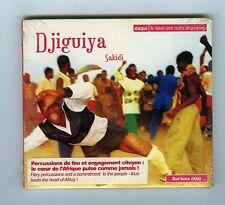 CD (NEW) SADIKI DJIGUIYA ( BIRKINA FASO) Daqui