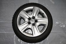 4x Dunlop 215/50 R17 95H 7Jx17 Winterkompletträder, Opel Designräder (ohne RDKS)