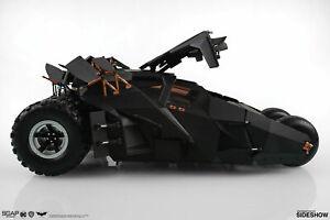 1:12 RC Tumbler Driver Pack Batman Dark Knight Soap Studio Batmobile