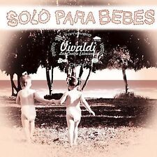 Various Artists : Solo Para Bebes: Vivaldi CD