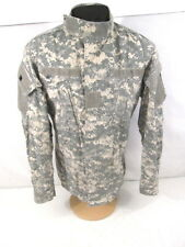 US Army ACU Digital Camouflage Combat Uniform Coat or Shirt Size: Small-Regular