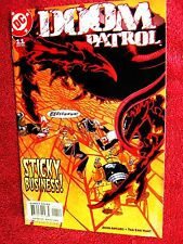 DOOM PATROL   No. 11  [OCT 2002]      DC COMIC    [PRINTED IN CANADA]