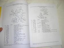 John Deere 440 Industrial Crawler Parts Catalog / Manual - Gas & all fuel