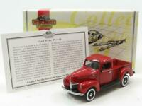 Matchbox Collectibles YTC03 Ford Pick Up 1940 Red 1.43 Scale Boxed.