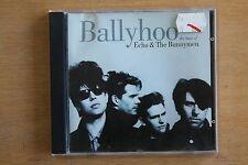 Echo & The Bunnymen  – Ballyhoo - The Best Of Echo & The Bunnymen  (C355)