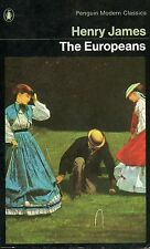 The Europeans by Henry James FREE AUS POST good used condition paperback 1964