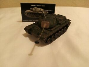 2002 Corgi Fighting Machines Vietnam US Army M48-A3 Patton Tank Diecast 8+ China