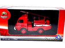 Solido Pompiers-Fire Diecast Metal 150460  00 Renault Feux De Forets
