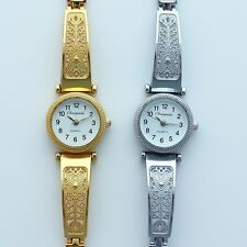 10pcs Fashion Women Jewelry Ladies Watch Gift Dress Quartz Wristwatch O113M10