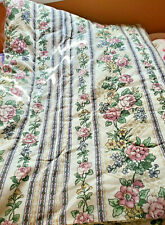Single Bed Reversible Comforter Floral Design