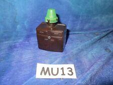 Vintage Dollhouse Doll House Furnishings Lot: Rare 40s Lamp Battery Bureau  MU13