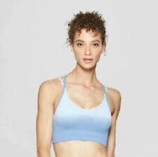 Women's Seamless Padded Strappy Cami Sports Bra - C9 Champion® Size XL NWT