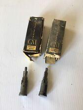 NOS Chevy GMC Truck Door Lock Cylinder 1952 1953 1954 1955 First Series Pair