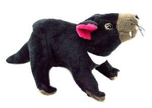 1 X PLUSH TASMANIAN DEVIL 29CM teddy gift toy stuffed aussie native christmas