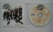 DEF P & BEATBUSTERS  Crisis  2-track PR0M0 CDS slimline case