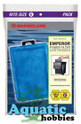 Marineland Rite Size E Cartridge 4Pk fits Emperor BIO Wheel Power Filter 280 400
