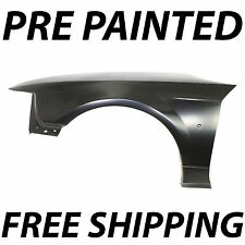 New Painted to Match - Drivers Front Left LH Fender for 1999-2004 Ford Mustang