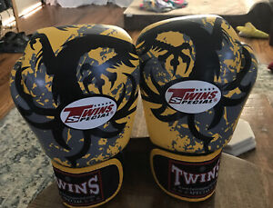 Twins Special Muay Thai FANCY Boxing Gloves 8oz