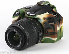 easyCover Armor Protective Skin for Nikon D3300 (Camouflage) ->Bump Protection!