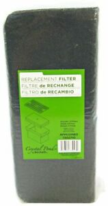 """LM-Beckett Bio Filter Replacement Pad- (2 Pads) 13"""" Long x 5.5"""" Wide"""